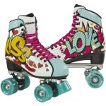 powerslide-quad-pop-art-kiss-roller-